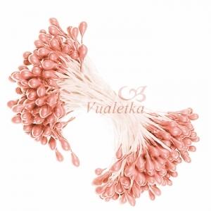 Тычинки для цветов/ Персиковый