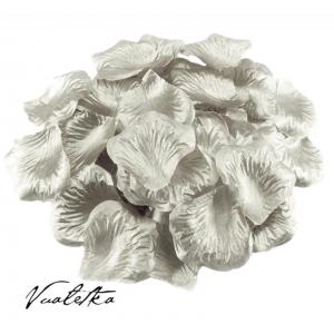 Лепестки роз/ Серебро