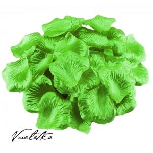 Лепестки роз/ Зеленый