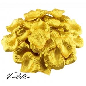 Лепестки роз/ Золото