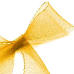 Кринолин 8 см. Цвет: Желтый