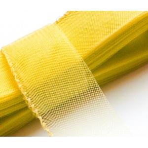 Кринолин 5 см. Цвет: Желтый