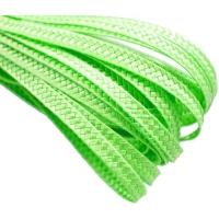 Тесьма плетеная. Цвет: Киви