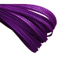Тесьма плетеная. Цвет: Лаванда