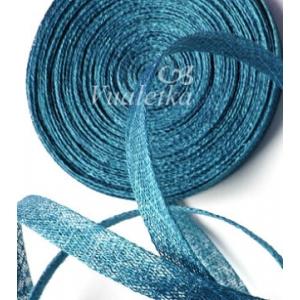 Синамей - косая бейка. Цвет: Морской волны