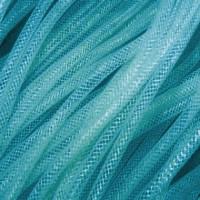 Кринолин трубчатый 4 мм. Цвет: Бирюза