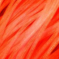 Кринолин трубчатый. Цвет: Красный